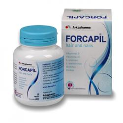 FORCAPIL for hair and nails strength